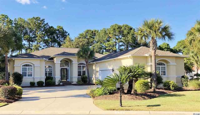 5601 Leatherleaf Dr., North Myrtle Beach, SC 29582 (MLS #1922618) :: Hawkeye Realty