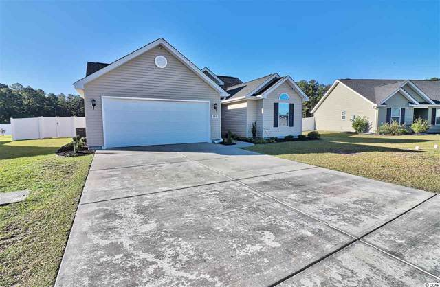 289 Encore Circle, Myrtle Beach, SC 29579 (MLS #1922630) :: The Litchfield Company