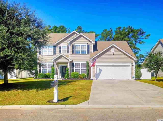 136 Zinnia Dr., Myrtle Beach, SC 29579 (MLS #1922638) :: Right Find Homes