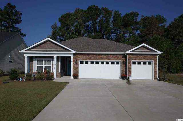 214 Swallowtail Ct., Little River, SC 29566 (MLS #1922643) :: Berkshire Hathaway HomeServices Myrtle Beach Real Estate