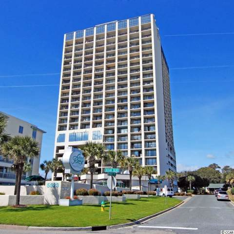 5523 N Ocean Blvd. #1513, Myrtle Beach, SC 29577 (MLS #1922654) :: United Real Estate Myrtle Beach