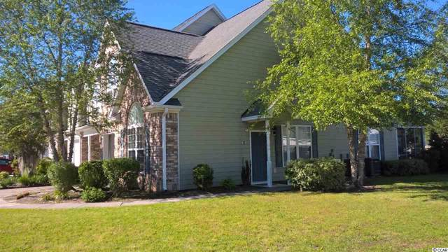 150 Foxpath Loop #4, Myrtle Beach, SC 29588 (MLS #1922655) :: Hawkeye Realty