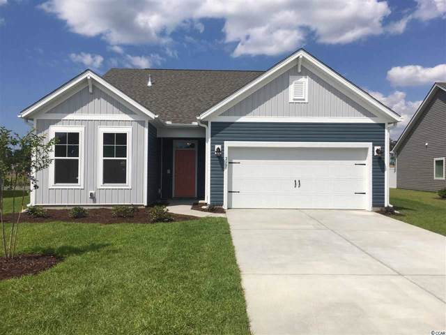 814 Spindal Dr., Myrtle Beach, SC 29588 (MLS #1922677) :: The Litchfield Company