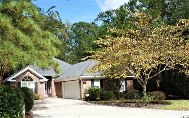 99 Pintail Ct., Pawleys Island, SC 29585 (MLS #1922681) :: The Trembley Group | Keller Williams
