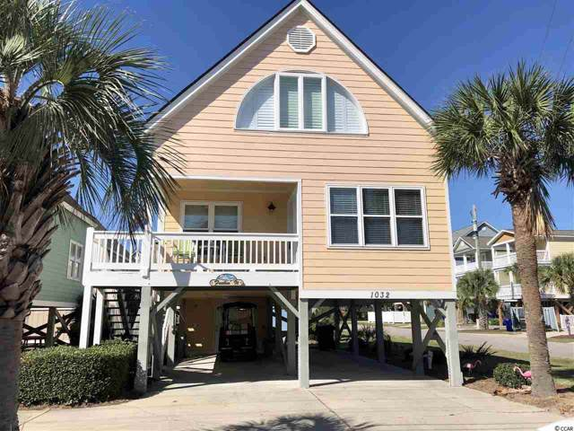 1032 N Ocean Blvd., Surfside Beach, SC 29575 (MLS #1922687) :: Hawkeye Realty