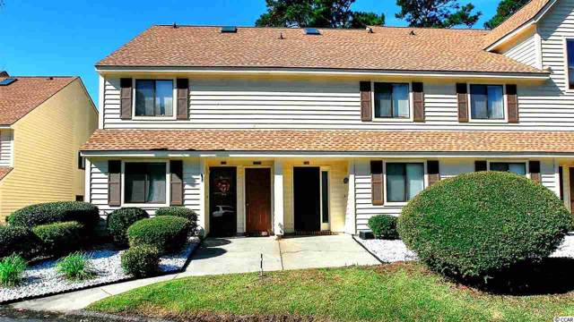 510 Fairwood Lakes Ln. D, Myrtle Beach, SC 29588 (MLS #1922689) :: Hawkeye Realty