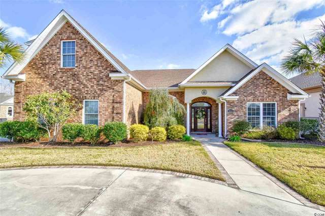 3105 Marsh Island Dr., Myrtle Beach, SC 29579 (MLS #1922693) :: Hawkeye Realty