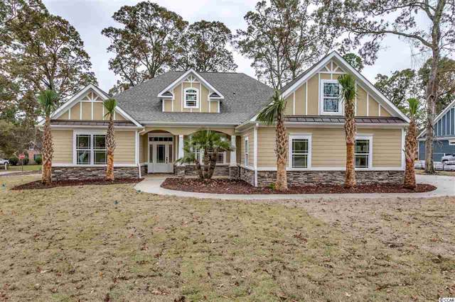 4389 Lake Circle Dr., Little River, SC 29566 (MLS #1922703) :: Berkshire Hathaway HomeServices Myrtle Beach Real Estate