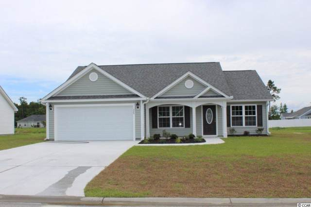 332 Copperwood Loop, Conway, SC 29526 (MLS #1922705) :: The Litchfield Company