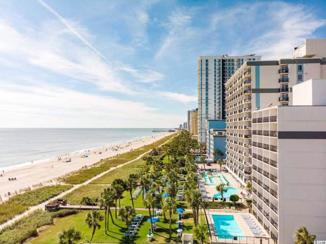 2300 N Ocean Blvd. #632, Myrtle Beach, SC 29577 (MLS #1922710) :: The Litchfield Company