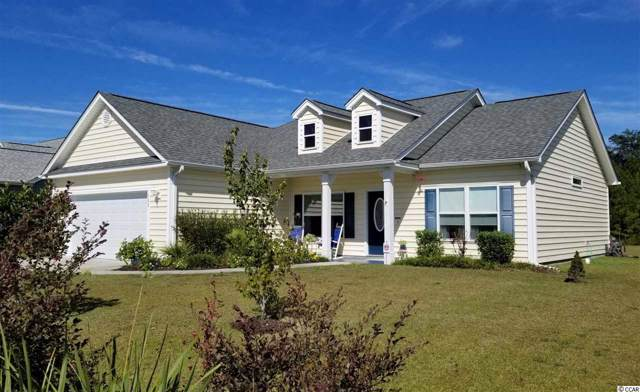 160 Grier Crossing Dr., Conway, SC 29526 (MLS #1922714) :: Berkshire Hathaway HomeServices Myrtle Beach Real Estate