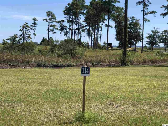 Lot # 114 South Bay St., Georgetown, SC 29440 (MLS #1922732) :: The Greg Sisson Team with RE/MAX First Choice