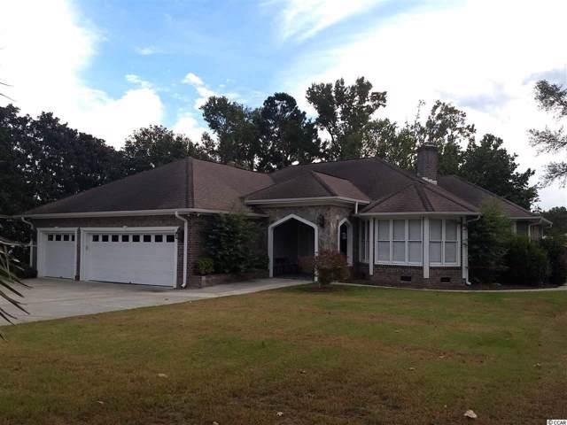 4 Plantation Dr., Manning, SC 29102 (MLS #1922739) :: Berkshire Hathaway HomeServices Myrtle Beach Real Estate