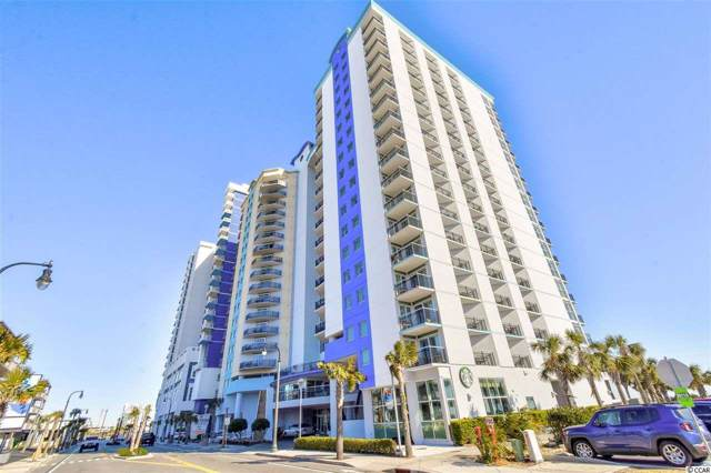 504 N Ocean Blvd. #602, Myrtle Beach, SC 29577 (MLS #1922757) :: Leonard, Call at Kingston