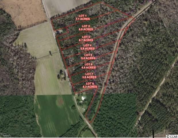 2600 Old Buck Creek Rd., Longs, SC 29568 (MLS #1922772) :: The Litchfield Company