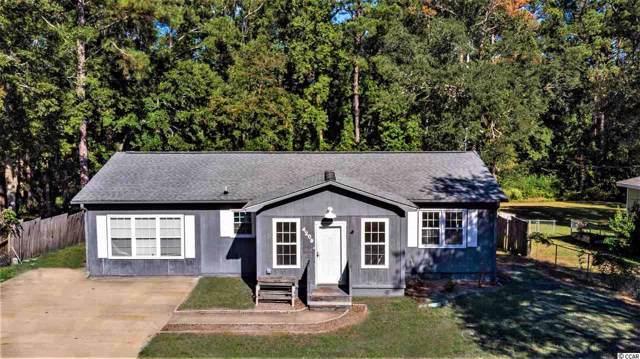 4209 Pine Dr., Little River, SC 29566 (MLS #1922777) :: The Litchfield Company