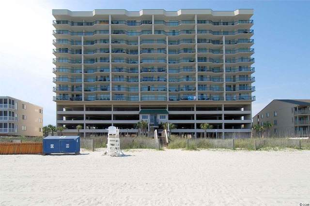 1003 S Ocean Blvd. 1202 PH, North Myrtle Beach, SC 29582 (MLS #1922813) :: The Litchfield Company