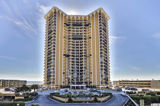 9650 Shore Dr. #1903, Myrtle Beach, SC 29572 (MLS #1922824) :: Leonard, Call at Kingston