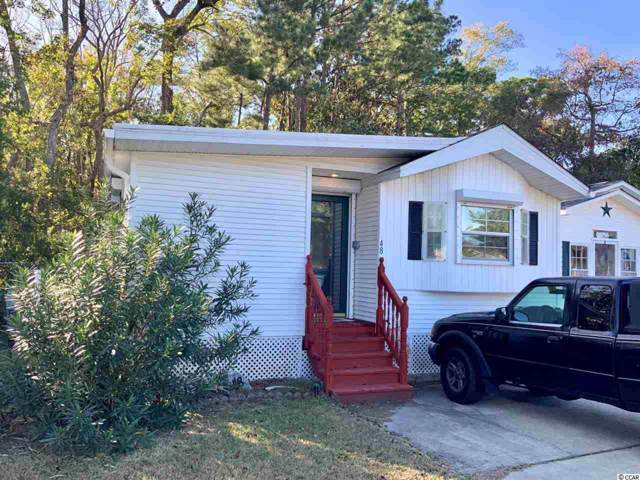 5400 Little River Neck Rd., North Myrtle Beach, SC 29582 (MLS #1922838) :: The Litchfield Company