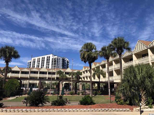 6803 N Ocean Blvd. N #127, Myrtle Beach, SC 29572 (MLS #1922858) :: The Hoffman Group