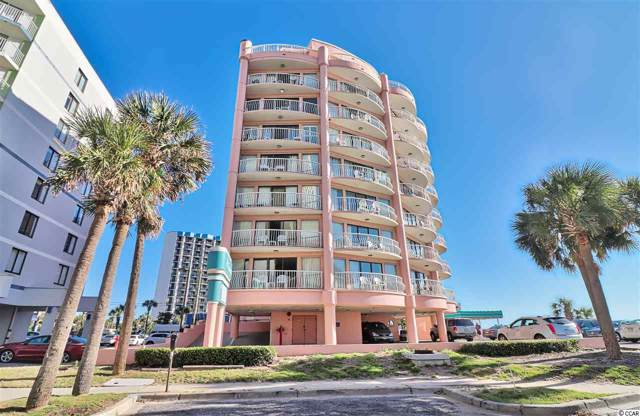 202 70th Ave. N #103, Myrtle Beach, SC 29572 (MLS #1922891) :: Welcome Home Realty