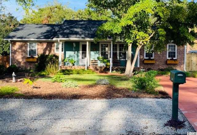 1618 25th Ave. N, North Myrtle Beach, SC 29582 (MLS #1922929) :: The Litchfield Company