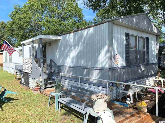 13 Buccaneer St., Murrells Inlet, SC 29576 (MLS #1922942) :: The Greg Sisson Team with RE/MAX First Choice