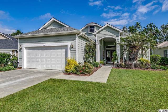 1668 Murrell Pl., Murrells Inlet, SC 29576 (MLS #1922949) :: The Litchfield Company
