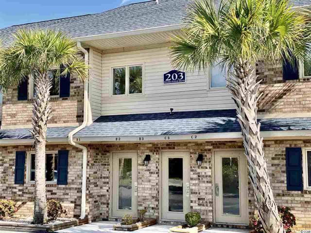 203 Double Eagel Dr. B1, Myrtle Beach, SC 29575 (MLS #1922952) :: Jerry Pinkas Real Estate Experts, Inc