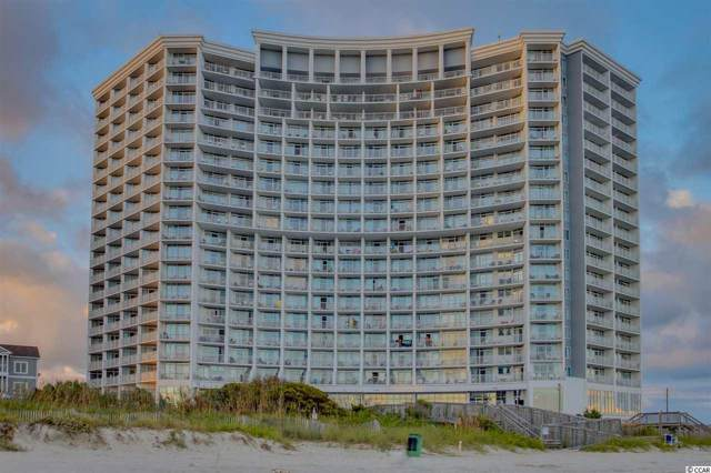 161 Seawatch Dr. #607, Myrtle Beach, SC 29572 (MLS #1922969) :: The Hoffman Group