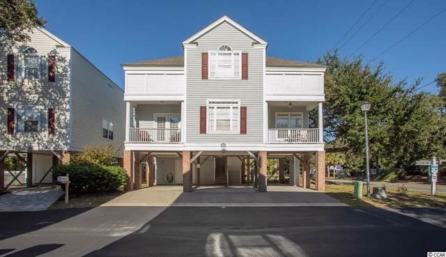 424 Myrtle Oak Dr., Surfside Beach, SC 29575 (MLS #1922991) :: The Hoffman Group