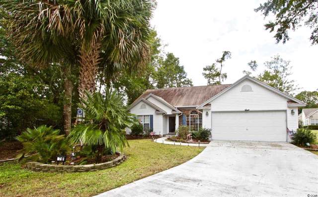 1760 Candlewick Ct., Surfside Beach, SC 29575 (MLS #1923013) :: SC Beach Real Estate