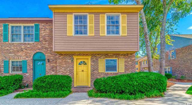 830 44th Ave. N T-4, Myrtle Beach, SC 29577 (MLS #1923049) :: The Hoffman Group