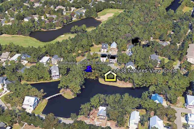 38 Natures View Circle, Pawleys Island, SC 29585 (MLS #1923055) :: The Trembley Group | Keller Williams