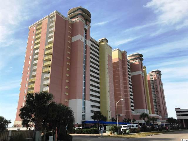 2701 S Ocean Blvd. #1408, North Myrtle Beach, SC 29582 (MLS #1923056) :: The Litchfield Company