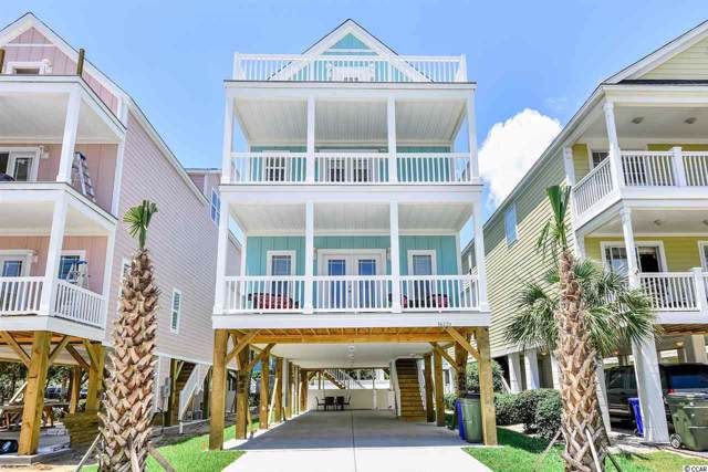 1612-A S Ocean Blvd., Surfside Beach, SC 29575 (MLS #1923057) :: The Lachicotte Company