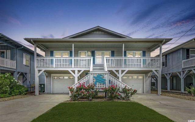 4803 Lake Dr., North Myrtle Beach, SC 29582 (MLS #1923067) :: Garden City Realty, Inc.