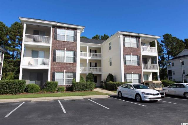 1306 River Oaks Dr. 3-N, Myrtle Beach, SC 29579 (MLS #1923103) :: The Greg Sisson Team with RE/MAX First Choice