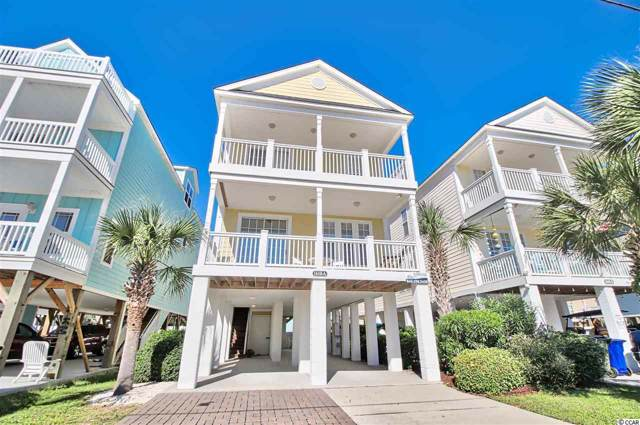 1610 A S Ocean Blvd., Surfside Beach, SC 29575 (MLS #1923188) :: The Lachicotte Company