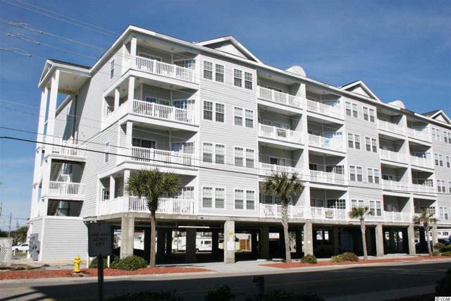 3401 N Ocean Blvd. #109, North Myrtle Beach, SC 29582 (MLS #1923190) :: Jerry Pinkas Real Estate Experts, Inc