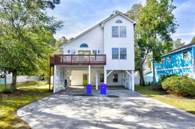 217 13th Ave. S, Surfside Beach, SC 29575 (MLS #1923219) :: The Hoffman Group