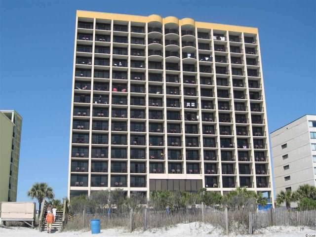 6804 N Ocean Blvd. #917, Myrtle Beach, SC 29577 (MLS #1923236) :: Hawkeye Realty