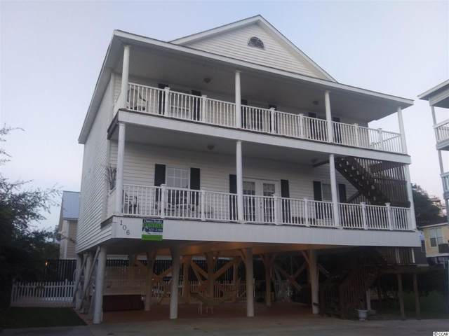 106 Woodland Ave., Garden City Beach, SC 29576 (MLS #1923272) :: Jerry Pinkas Real Estate Experts, Inc