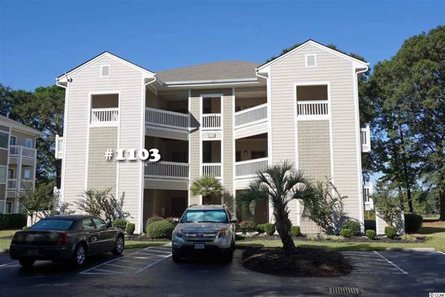 215 Kings Trail Dr. #1103, Sunset Beach, NC 28468 (MLS #1923290) :: The Lachicotte Company