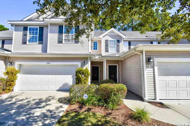1020 Fairway Ln. #1020, Conway, SC 29526 (MLS #1923296) :: The Litchfield Company