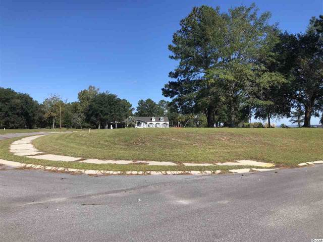 Lot # 154 South Bay St., Georgetown, SC 29440 (MLS #1923319) :: The Hoffman Group