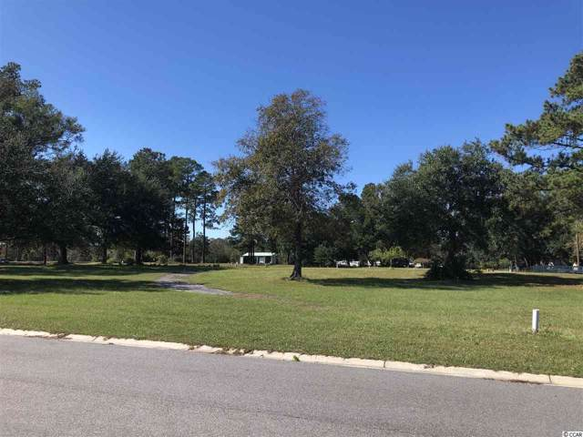 Lot # 151 South Bay St., Georgetown, SC 29440 (MLS #1923323) :: The Hoffman Group