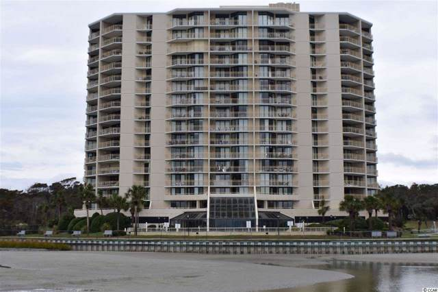 101 Ocean Creek Dr. Hh-13, Myrtle Beach, SC 29572 (MLS #1923333) :: Garden City Realty, Inc.