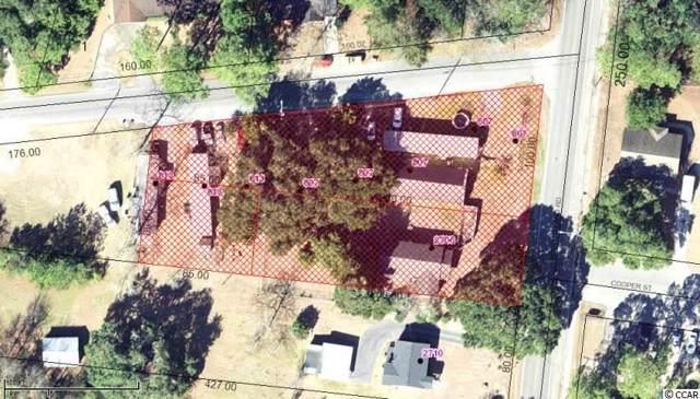 813 Lakeside Dr., Georgetown, SC 29440 (MLS #1923342) :: United Real Estate Myrtle Beach