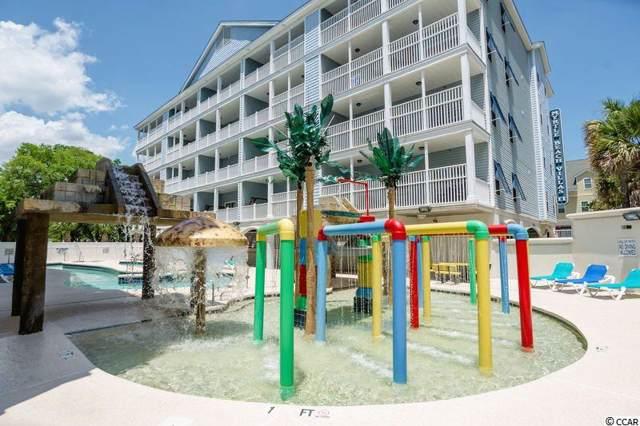 704 S Ocean Blvd. 305A, Myrtle Beach, SC 29577 (MLS #1923350) :: Jerry Pinkas Real Estate Experts, Inc